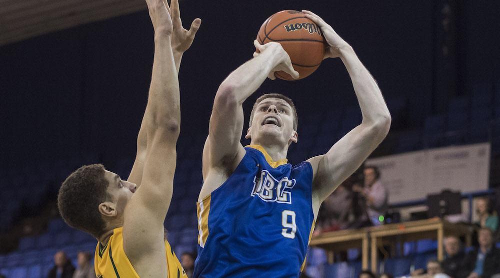 Ubc basketball