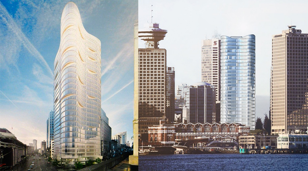 New 30-storey office tower could replace rickety parkade near Waterfront Station
