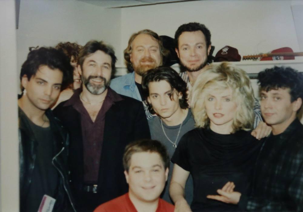 1989 - Depp Blondie