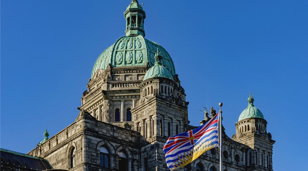 British columbia legislature bc parliament