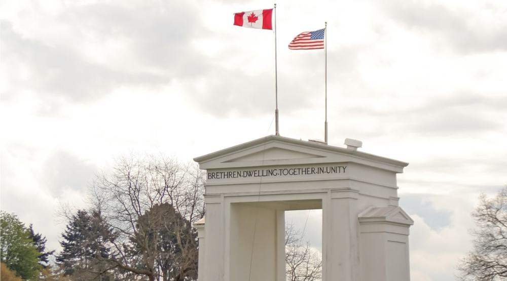 'No Ban, No Wall' demonstration planned at Peace Arch this Sunday