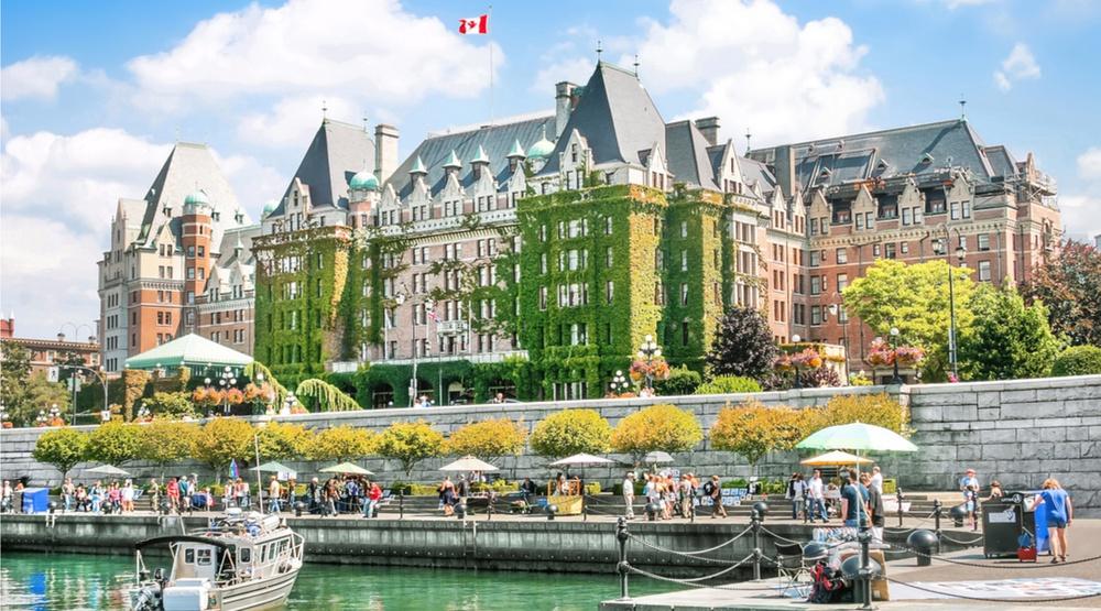 Grand Hotel Victoria Bc