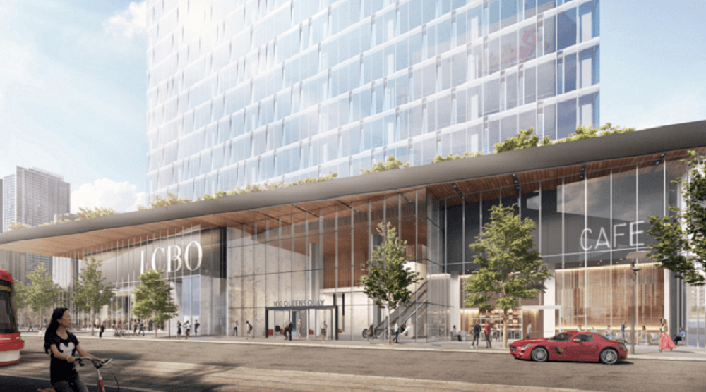 Here's what Toronto's new Waterfront LCBO condos will look like (PHOTOS)