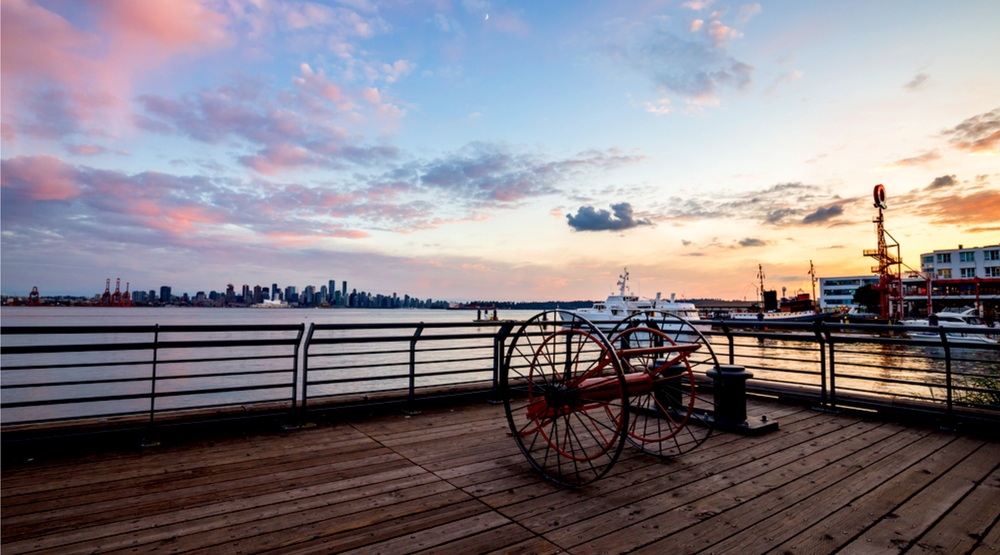 North Vancouver named one of the most romantic cities in Canada