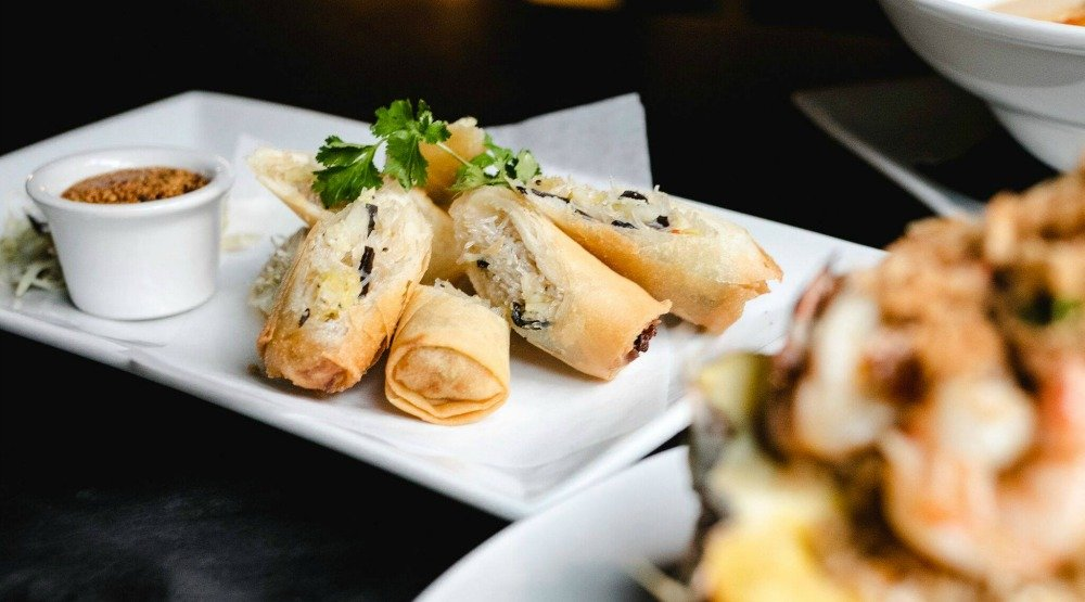 Happy hour is Appy Hour at Urban Thai