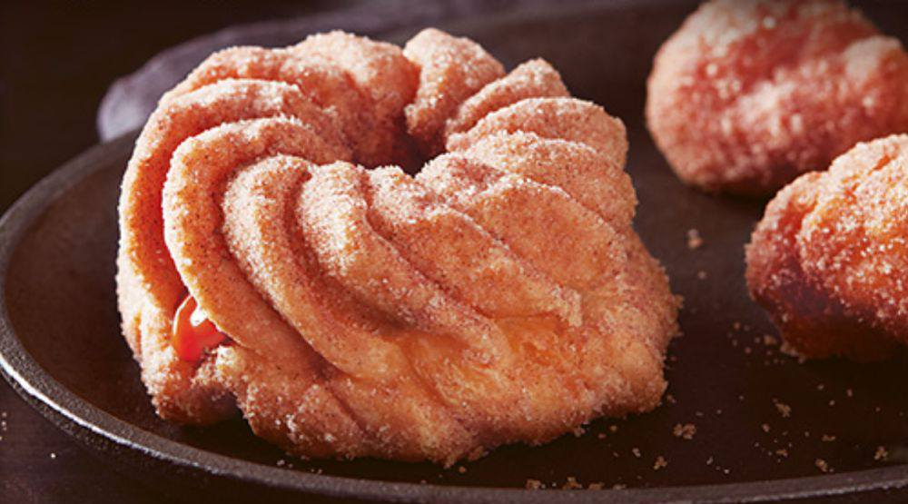 Tim Hortons just debuted churro doughnuts and Timbits