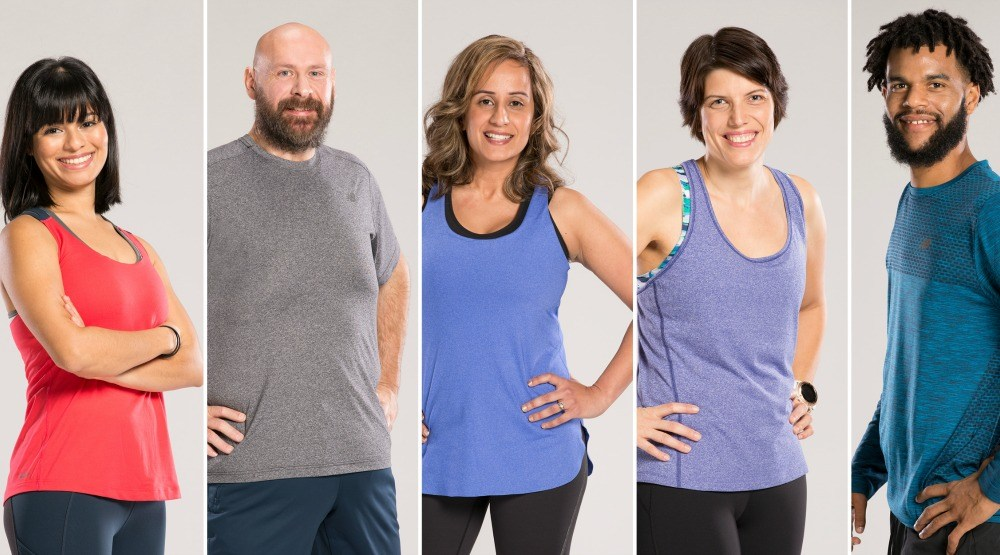 How exercise changed the lives of these inspirational people