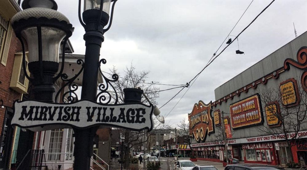 This is where Toronto's former Mirvish Village businesses have all gone