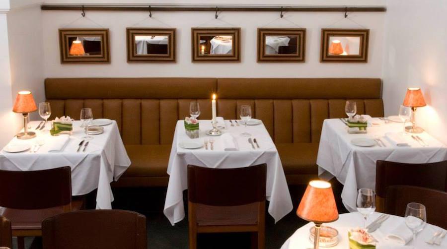 best romantic restaurants in downtown toronto