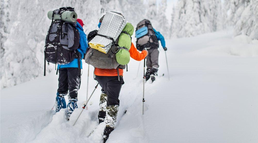 Ski touring (frantic00/Shutterstock)