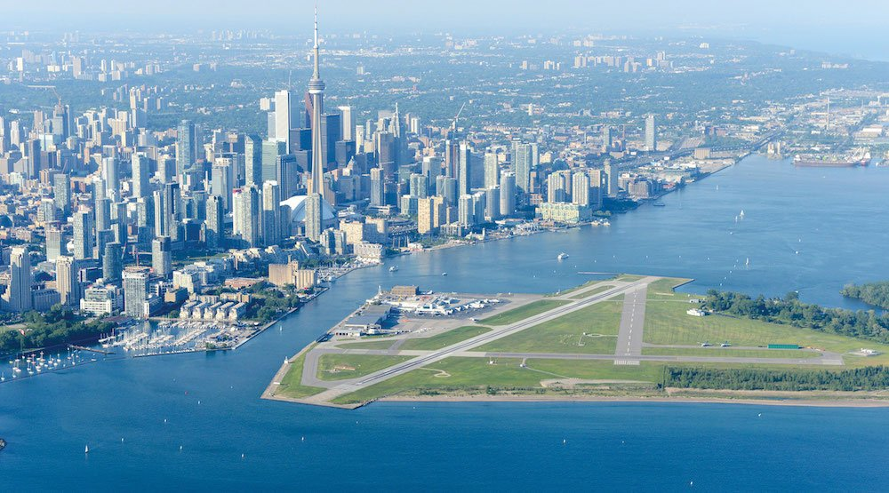 Billy Bishop Airport noise complaints take big decrease in 2016