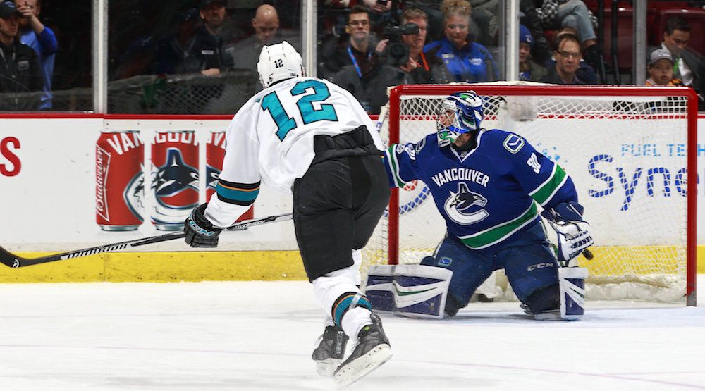 SixPack: Canucks get wake up call from Sharks