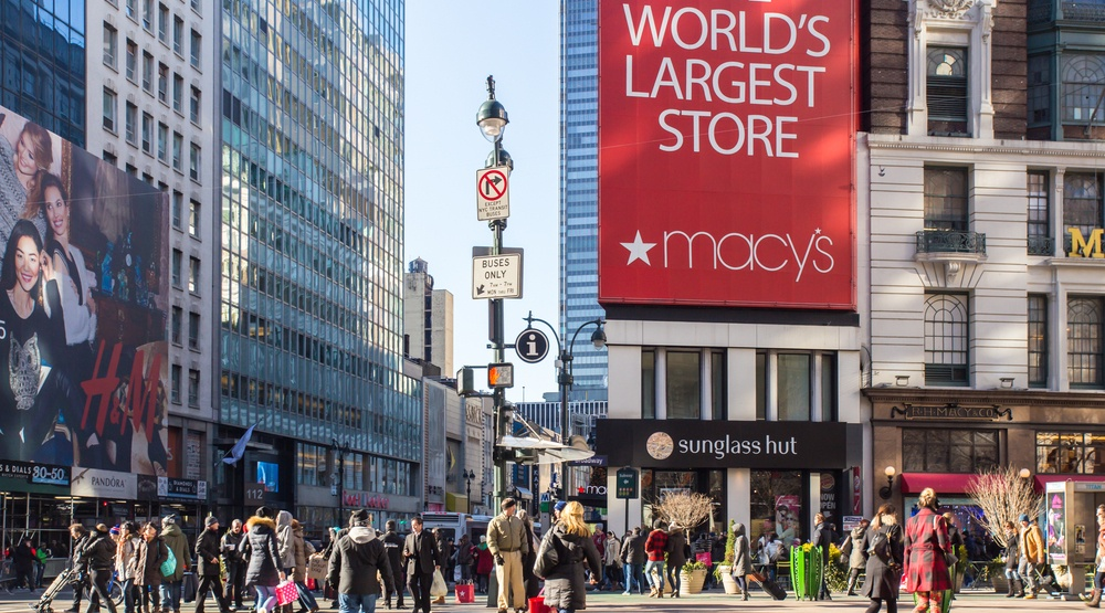 Hudson's Bay makes bid to takeover enormous Macy's department store chain: report