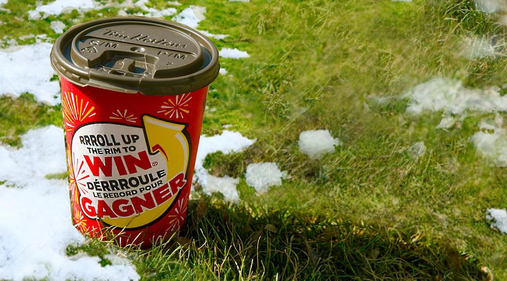 Ontario man arrested for stealing boxes containing Roll Up The Rim To Win cups