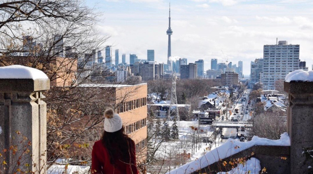 The Weather Network reveals the chance of Toronto having a white Christmas