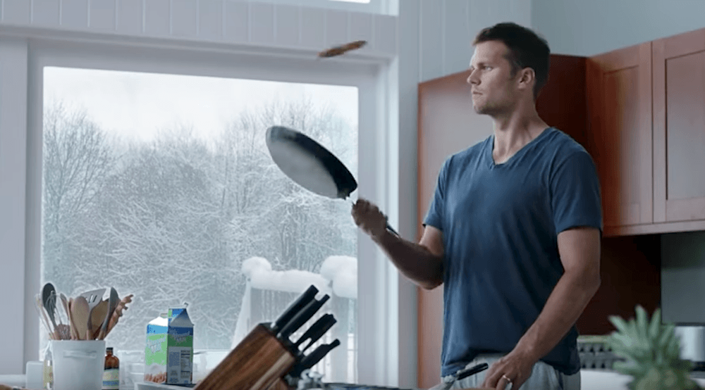 Tom brady commercial
