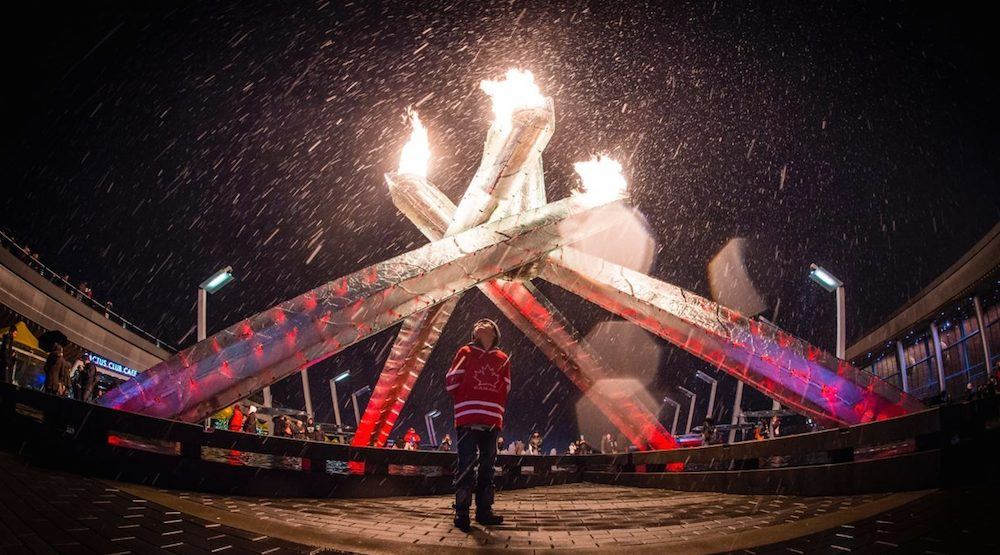 Vancouver Olympic Cauldron to be relit tonight for Quebec City terror attack victims