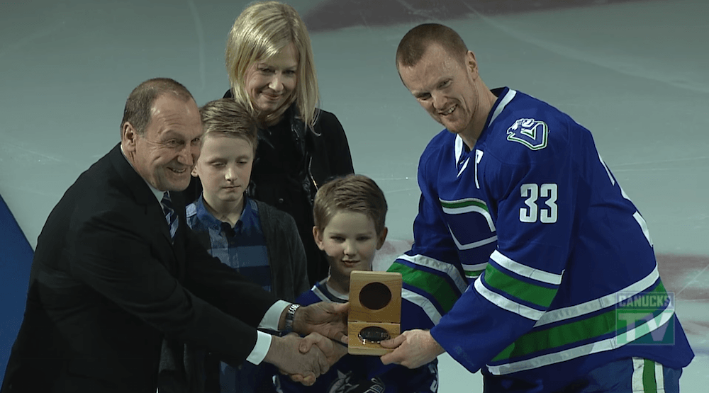 SixPack: Henrik gets silver puck, Canucks lay an egg