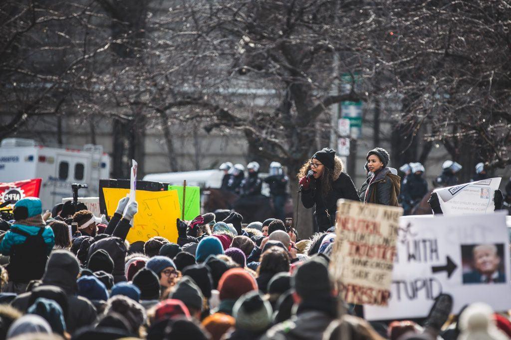 US Consulate Protest Toronto