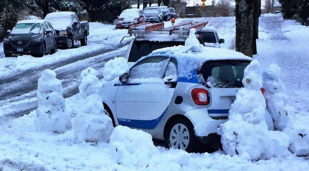 School closures across Metro Vancouver Monday due to snow