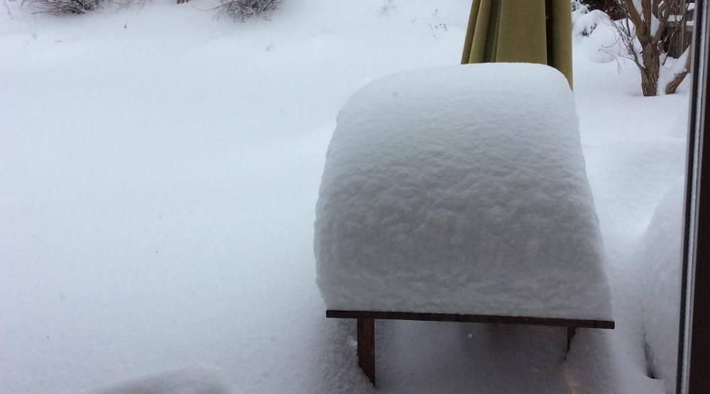 Chilliwack snowfall snow