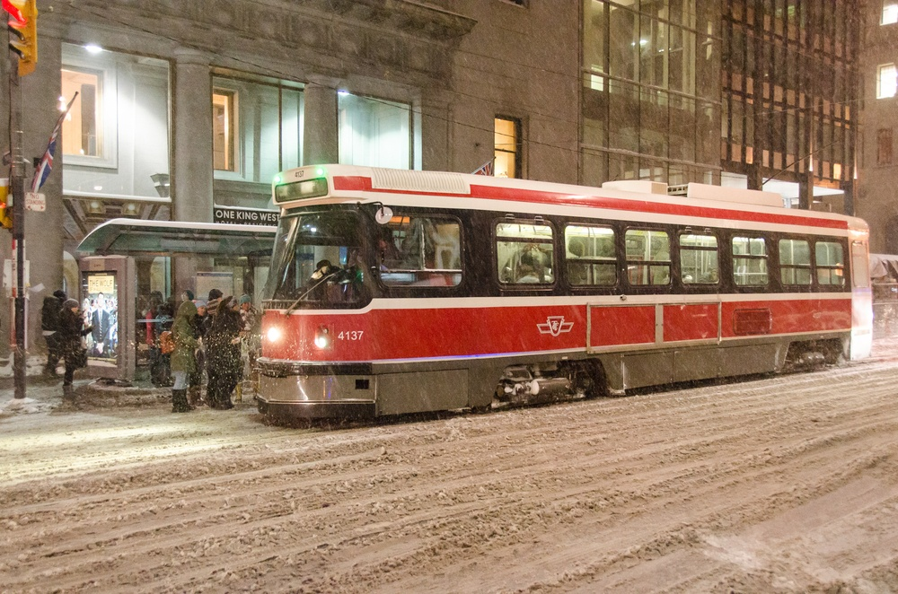 Toronto's transit system the fifth most expensive in the world