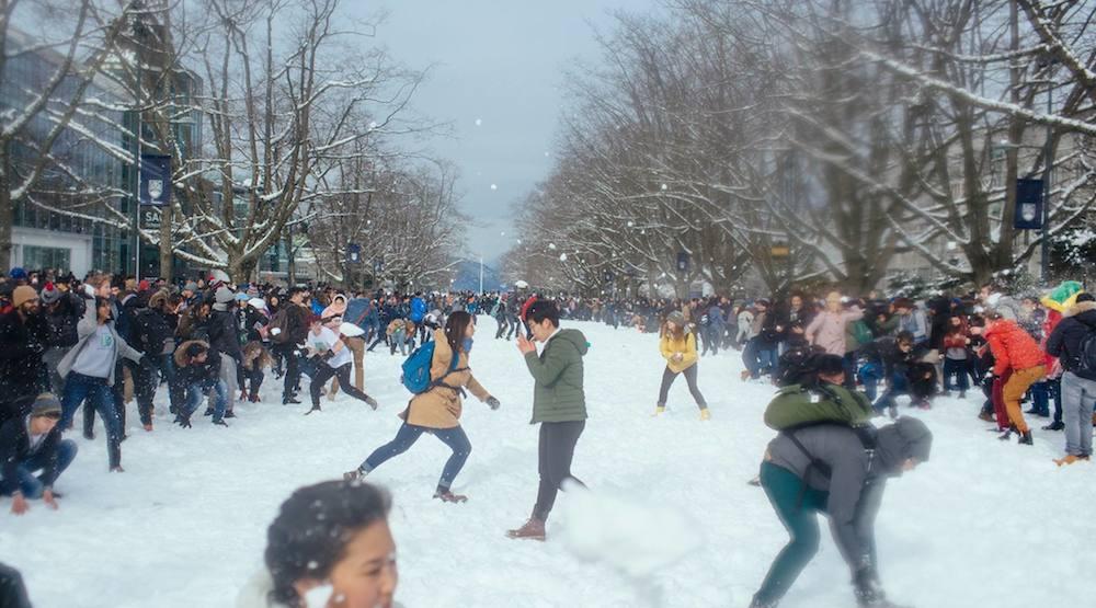 Ubc snowball fight 2017 11