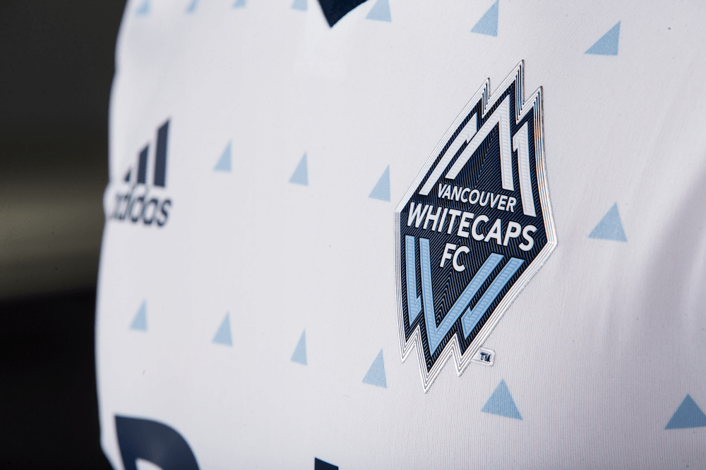 Show your colours in a brand new Whitecaps FC jersey (CONTEST)