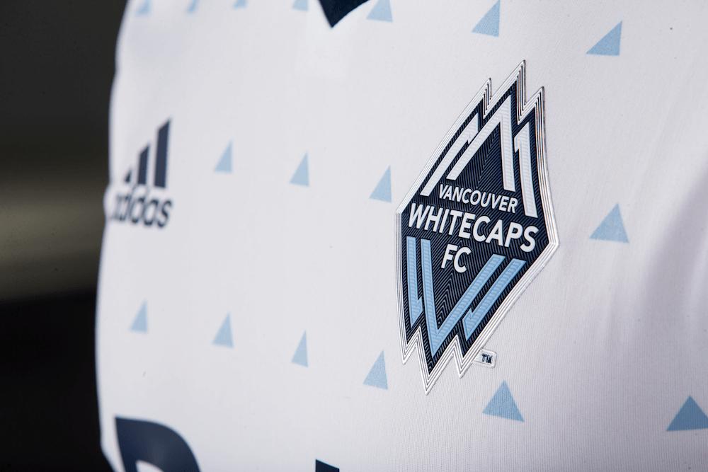 Whitecaps jersey 2