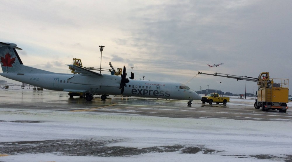 Air Canada and West Jet warning of delays and waiving fees as Toronto braces for winter storm