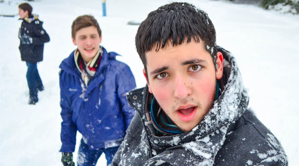 Burnaby student launches campaign for a snow day