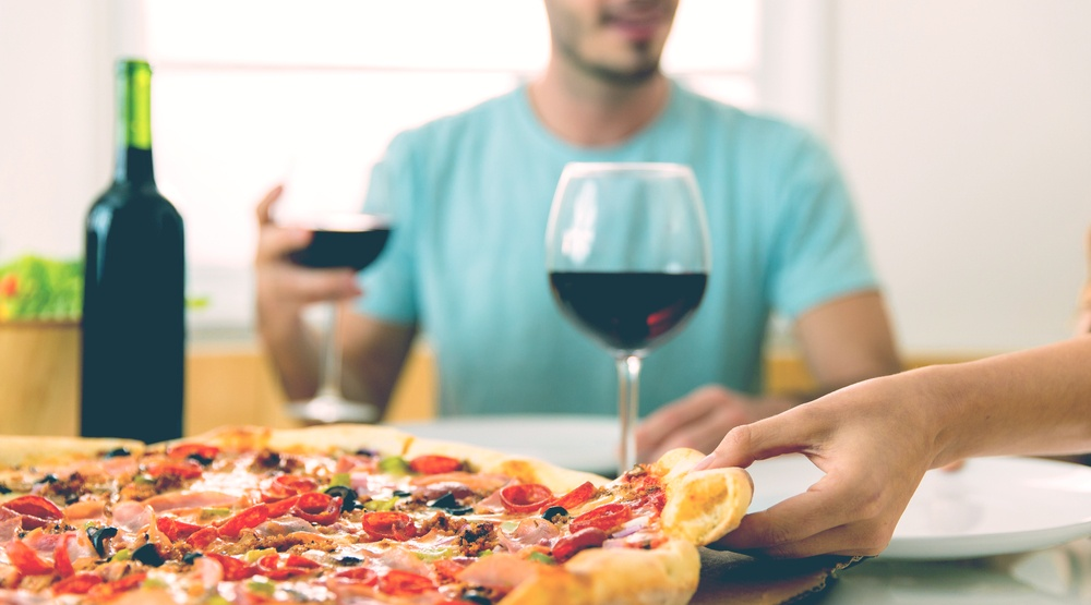 7 ways to pair pizza and wine