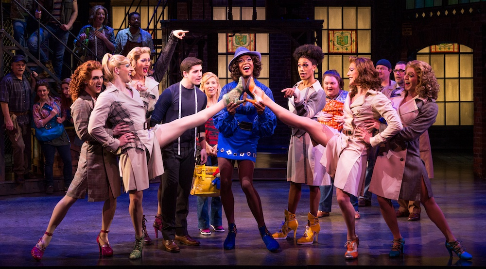 Theatre review: Kinky Boots buckles under lackluster performances