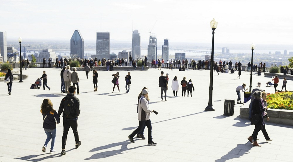 Montreal's population surpassed 4 million in 2016 census