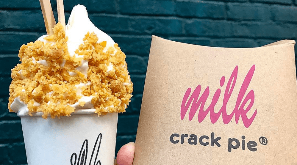 Momofuku Milk Bar is launching Crack Pie Soft Serve ice cream in Toronto
