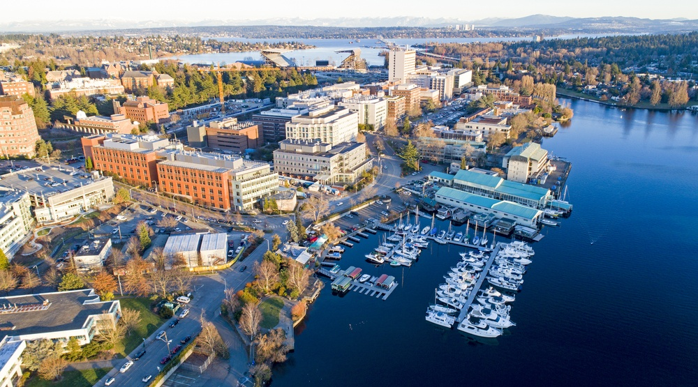 The University of Washington in Seattle (SEASTOCK/Shutterstock)