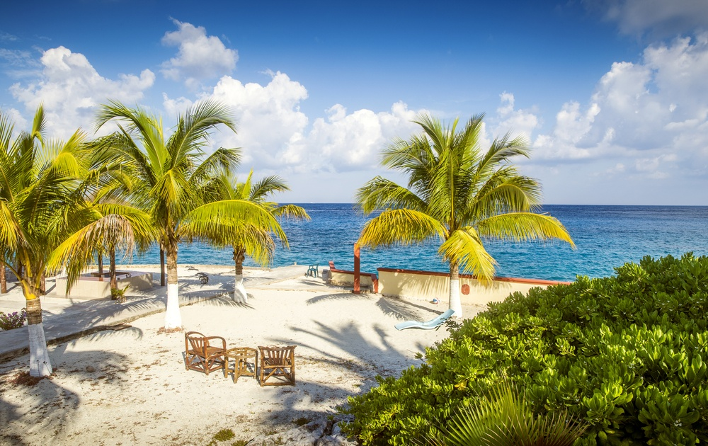 You can fly from Toronto to Cozumel, Mexico this month for $177 return