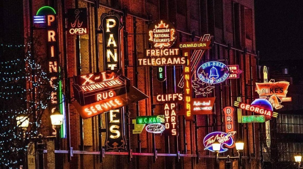 A neon and vintage sign museum could be coming to Toronto soon