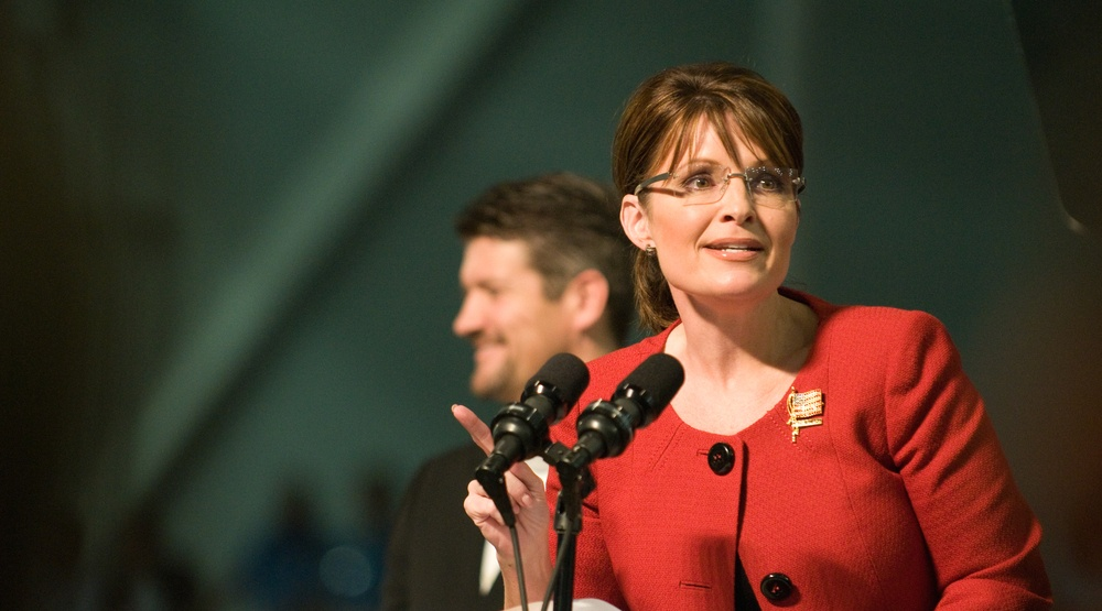 Is Sarah Palin about to become the US ambassador to Canada?