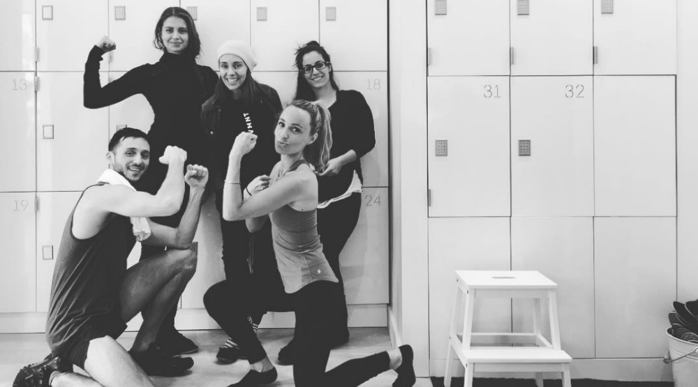 This Monkland Village yoga studio is offering two weeks of free classes