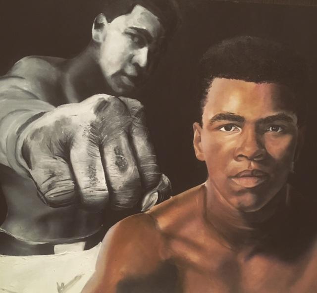 Muhammad Ali by Carling Jackson (Carling Jackson)