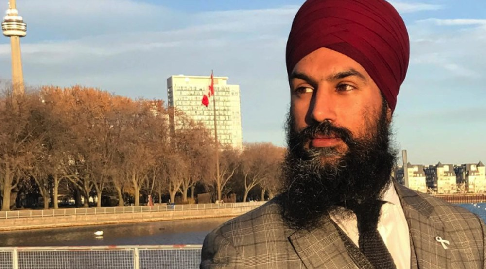 GQ agrees: Jagmeet Singh is one of the most stylish politicians in Canada