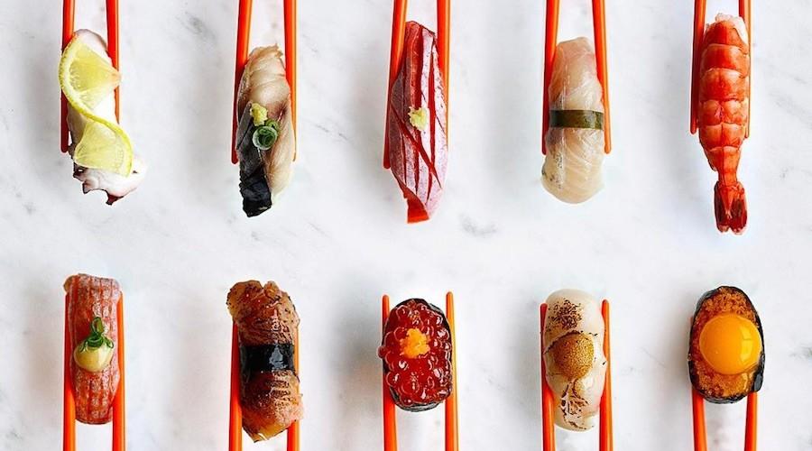 Sushi fairmont pac rim
