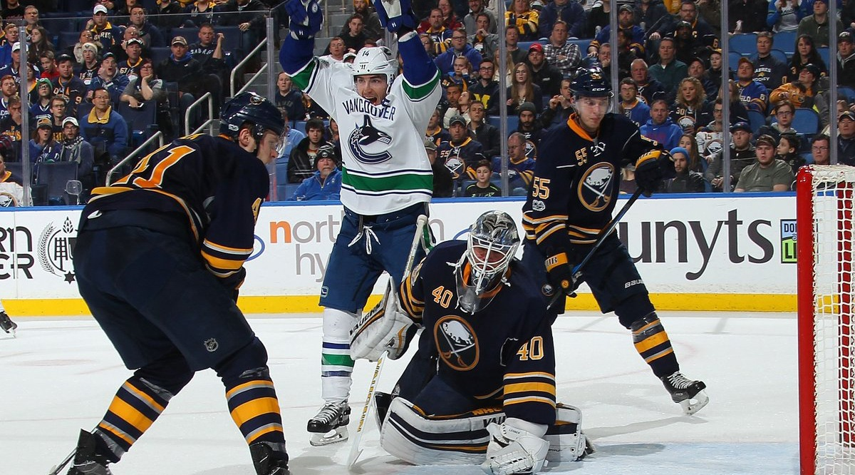 SixPack: Burrows' vintage performance leads to Canucks win