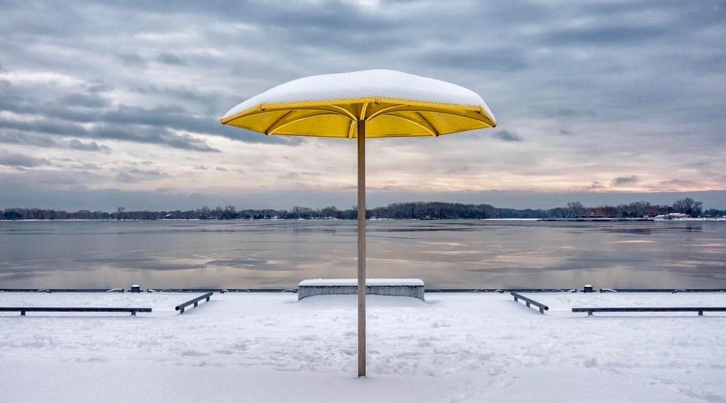 Environment Canada forecasting snow in Toronto tonight