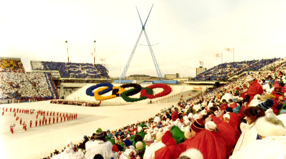Looking back at the Calgary Olympic Opening Ceremony, 29 years later (FULL VIDEO)