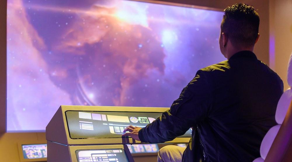 Become a Starfleet Academy cadet recruit at TELUS Spark (PHOTOS)