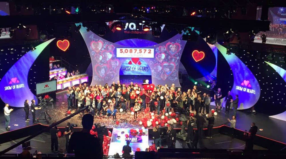Variety BC raises more than $5 million at its annual telethon