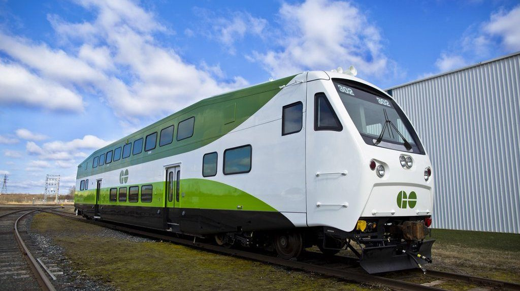 Metrolinx go train
