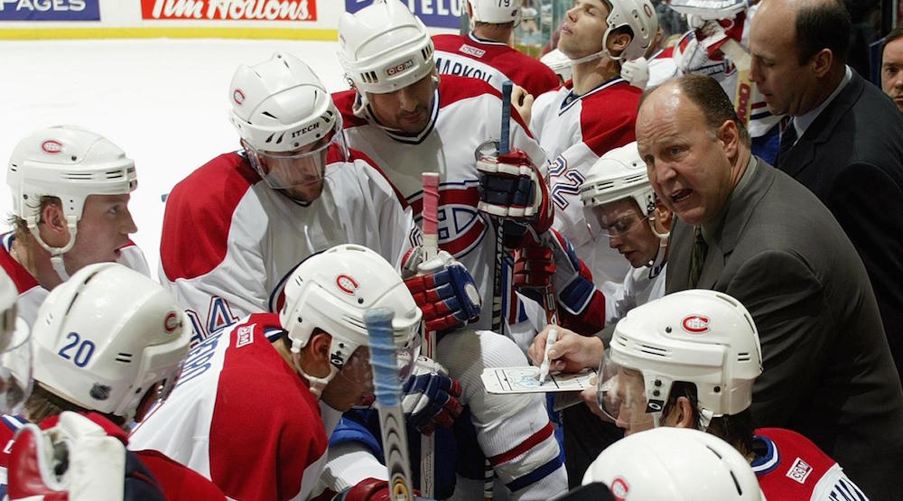 3 memorable moments from Claude Julien's 1st stint with Canadiens